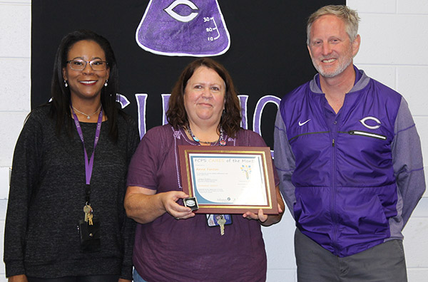 fcps cares celebration at chantilly high school